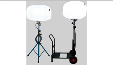BL-210-F: LED Floodlight balloon
