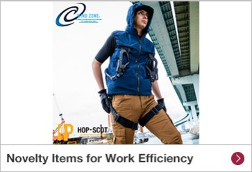 Novelty Items for Work Efficiency